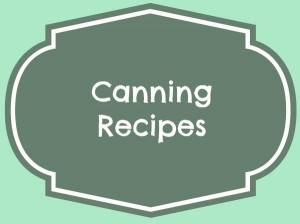 Canning fruits and veggies saves a lot of money. Check out these #canning #recipes| eattravellife.com