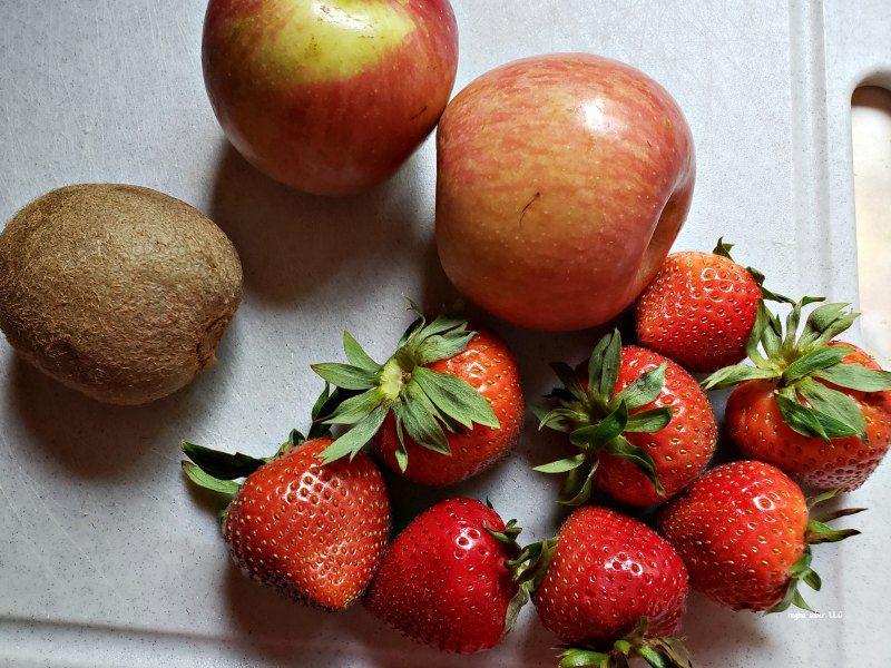 fruit for salsa