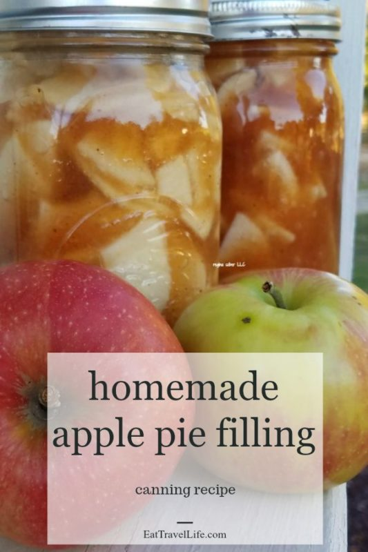 Homemade apple pie filling is pretty simple to make. You can can apple pie filling with this simple recipe. You are this close to a delicious homemade apple pie.