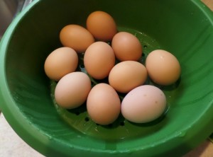 how to make hard boiled eggs fast and easy