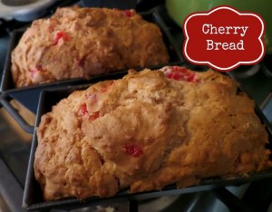 Very Cherry Bread #recipe