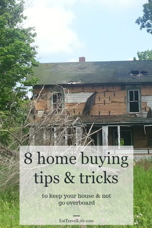 Check out these top 8 home buying tips and tricks to keep from being house poor.