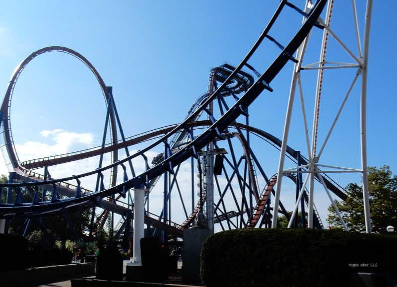roller coaster sandusky ohio