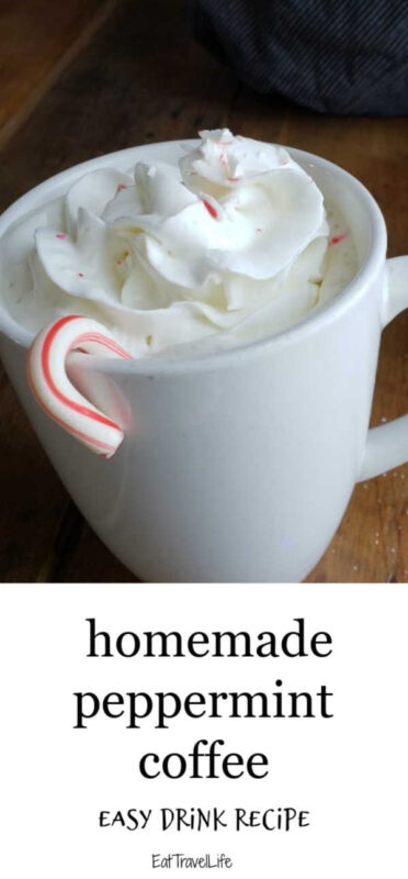 Love peppermint? Love coffee? You will love this peppermint coffee recipe. Its easy an quick to make and oh so refreshing.