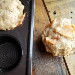 Delicious cinnamon apple muffin recipe. Perfect for breakfast or as a snack.| eattravellife.com