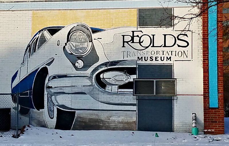RE OLDS Museum Lansing Michigan