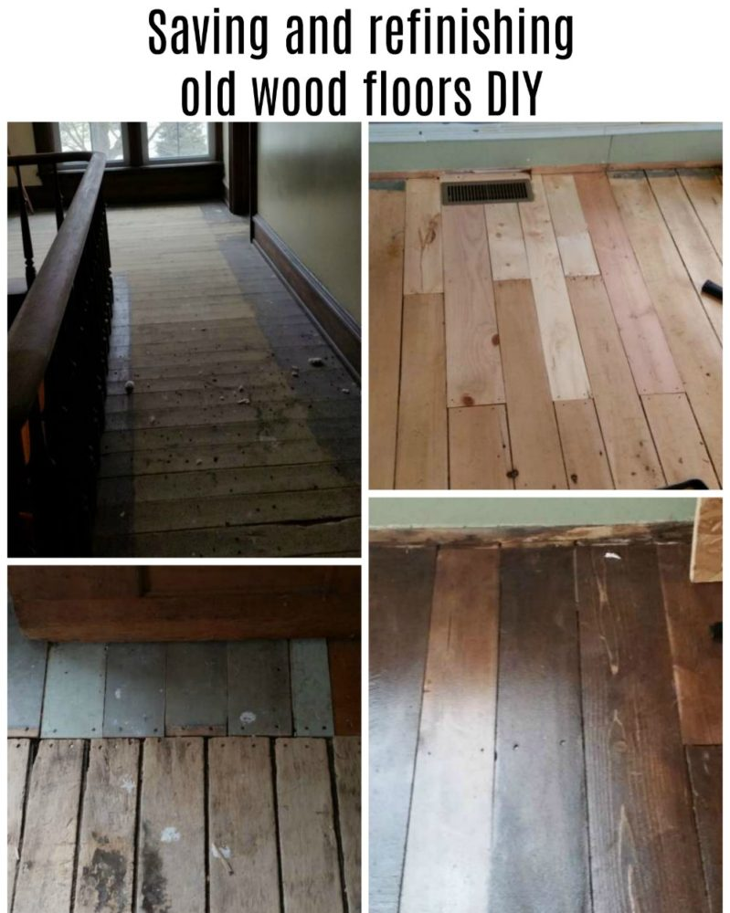 Refinish your own wood floors. Take them from shabby to fabulous| eattravellife.com