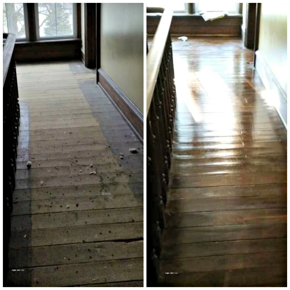 Refinish Your Own Wood Floors Take Them From Shabby To Fabulous Eattravellife