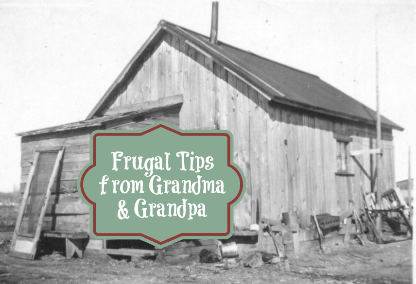 Frugal tips to live by from grandma and grandpa|eattravellife.com