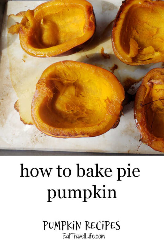 When you bake pie pumpkins, it adds a nice flavor to the pumpkin. Did you know ithat it is pretty simple and easy to do? Check out how!