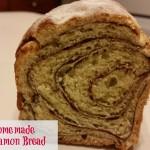 cinnamonbreadhomemade