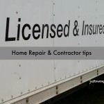 home repairs and contractors can be a difficult challenge to navitage. Check ou these tips to help make it through a little lessed bruised.  eattravellife.com