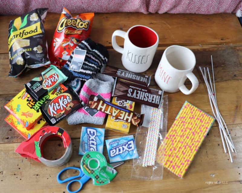 candy mug list