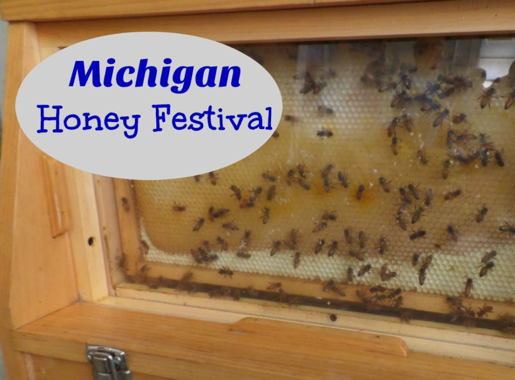 Michigan Honey Festival is not just for bee keepers. It has something for the entire family to visit with exhibits, hands on activities and things to buy. } eattravellife.com