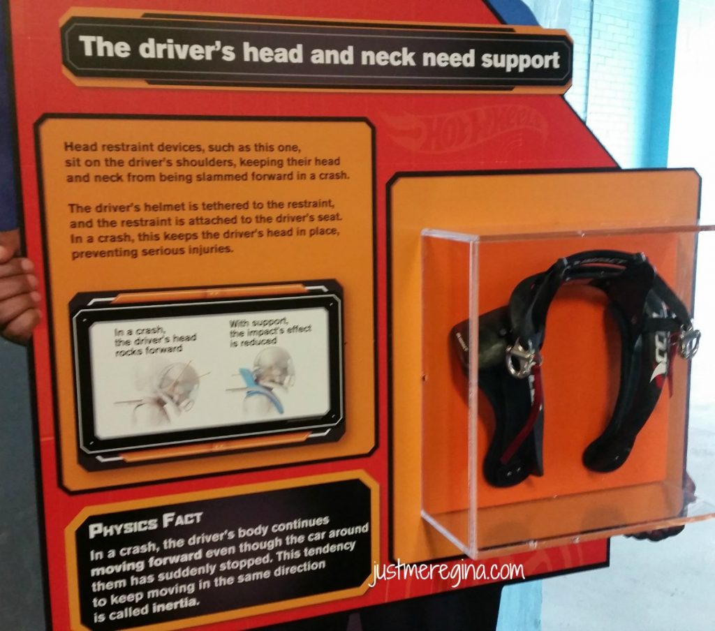 Have you visited the Impression 5 Science Museum? They have the Hot Wheels™: Race to Win™ exhibit built by the Indianapolis Children's Museum. - eattravellife.com