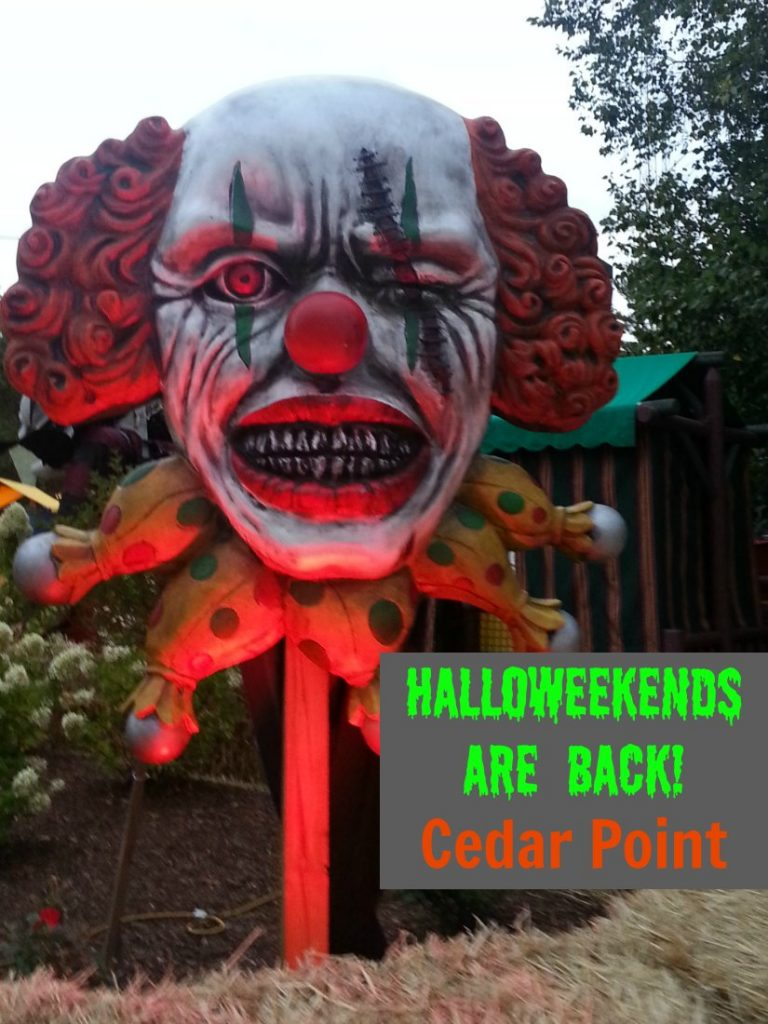 Looking for a thrilling time, check out Cedar Point during Halloweekends where you can get a scare on the ground or on a ride. Also family friendly for the little ones and not-so-scary events. - eattravellife.com