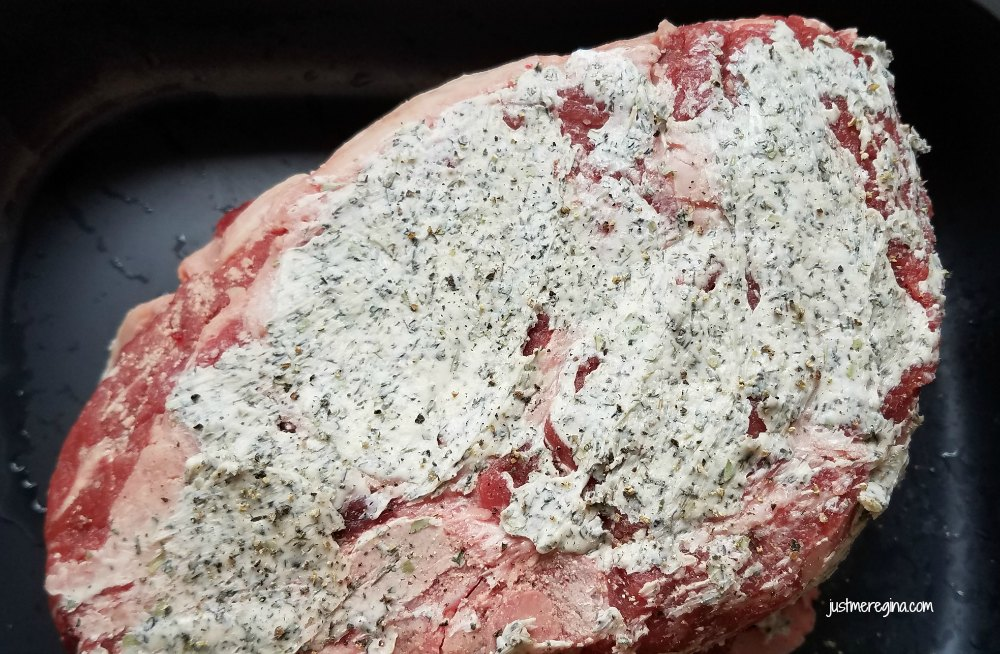 Delicious bone-in prime rib. Perfect for special occasions and holidays. Very easy to make and tender. - eattravellife.com