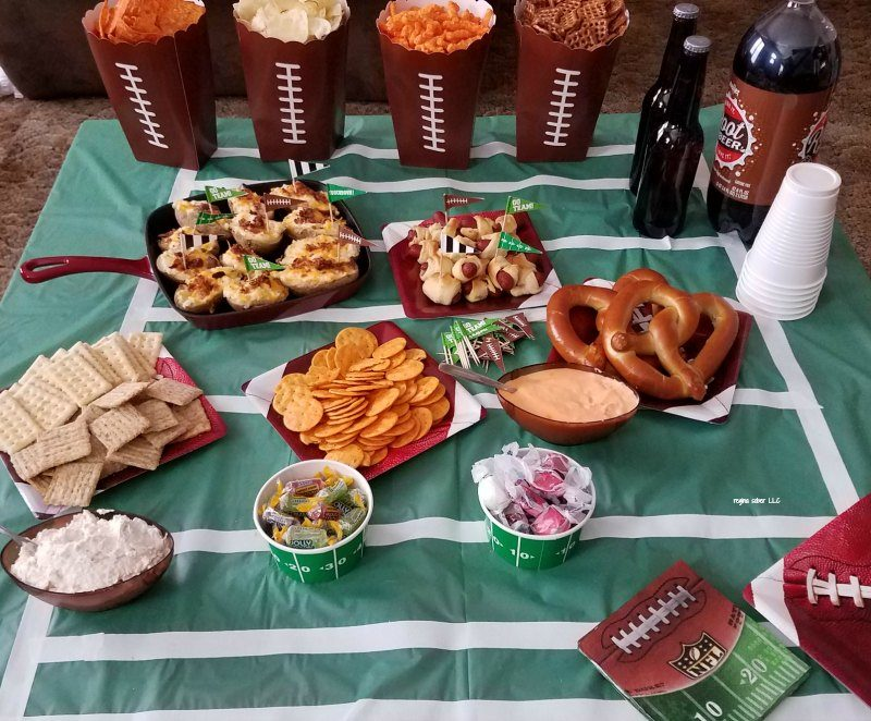 Football Party Ideas For Your Super Bowl Or Birthday Party Eat