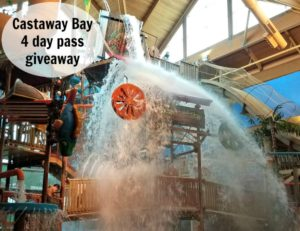 Castaway Bay day pass giveaway