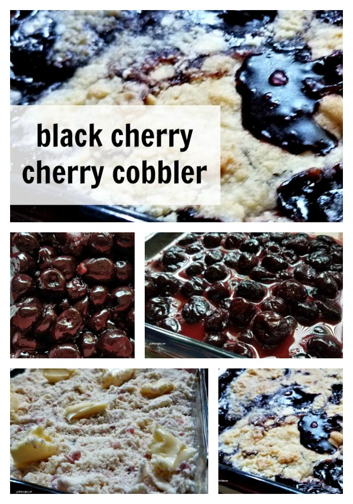 Make your own cherry cobbler with fresh cherries. Check out this recipe and make it for your next event. - eattravellife.com