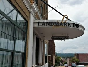 Stay in downtown Marquette Michigan at the Landmark Inn