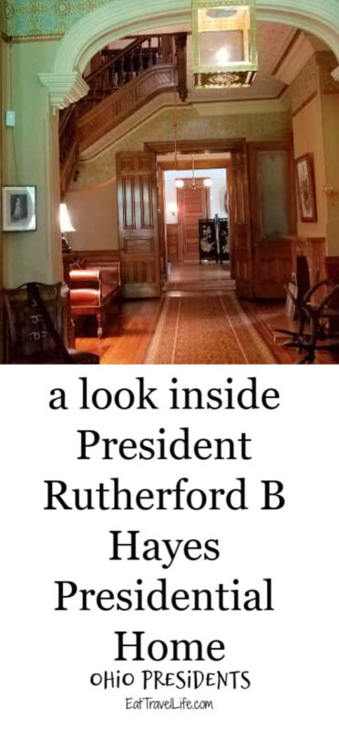 Have you visited the Rutherford B Hayes Presidential Library and Museum in Fremont Ohio? It is a must see in Ohio. A great destination and historical landmark to check out in Ohio.