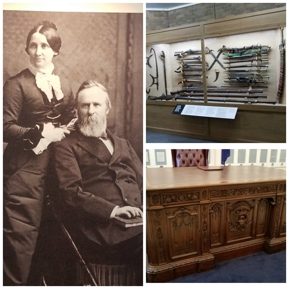 Have you visited the Rutherford B Hayes Presidential Library and Museum in Fremont Ohio? It is a must see in Ohio. A great destination and historical landmark to check out in Ohio. - eattravellife.com