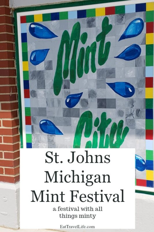 Love mint? Check out the mint festival in St. Johns Michigan. Held the second weekend in August, you can plan your vacation and experience Mint City.