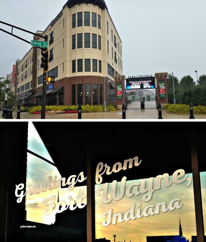 Tin Caps Parkview Field Fort Wayne Indiana