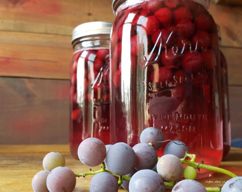 easy grape juice