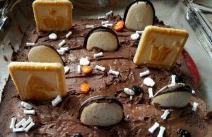 graveyard brownies recipe