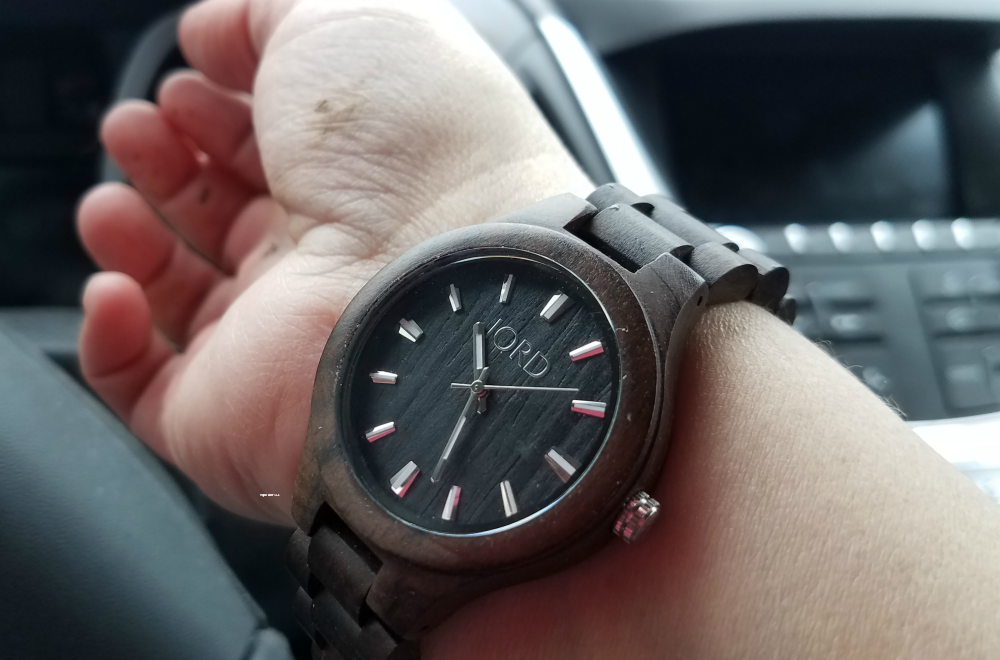 When you get a watch, you want to ensure it is something you love and will last a long time. Invest in a timeless wood watch from Jord. - eattravellife.com