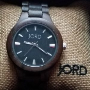 Timeless wood watch gifts from Jord