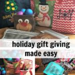 I love it when you can take gifts and make them double gifts with little or no waste. Check out how you can make gift giving simple.