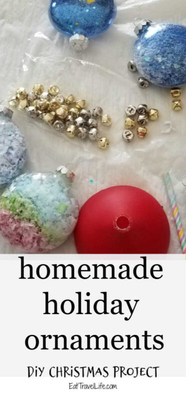This is a fun family activity. Have your kids make their own holiday ornaments. Great craft to do on snow days.