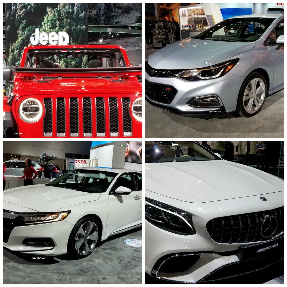 Considering going to the fabulous Detroit Auto Show? Check out my tips you need to know before you go and while you are there. -eattravellife.com