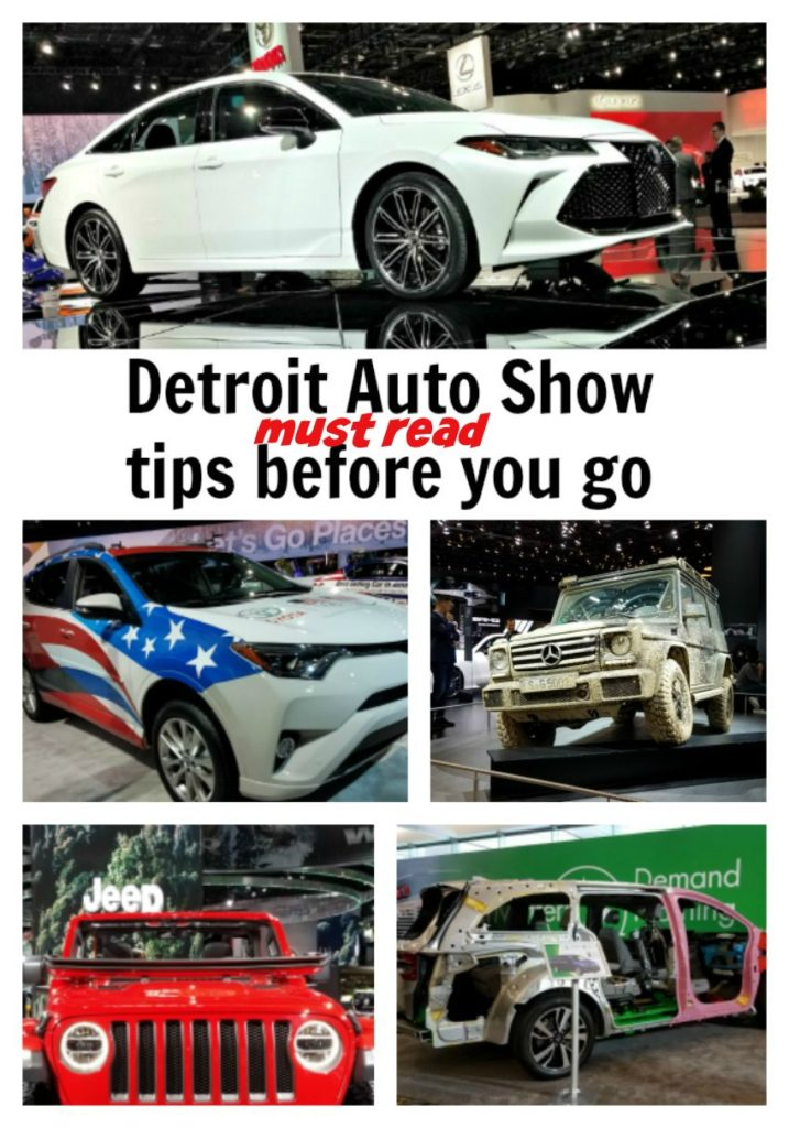 Considering going to the fabulous Detroit Auto Show? Check out my tips you need to know before you go and while you are there. #sponsored -eattravellife.com
