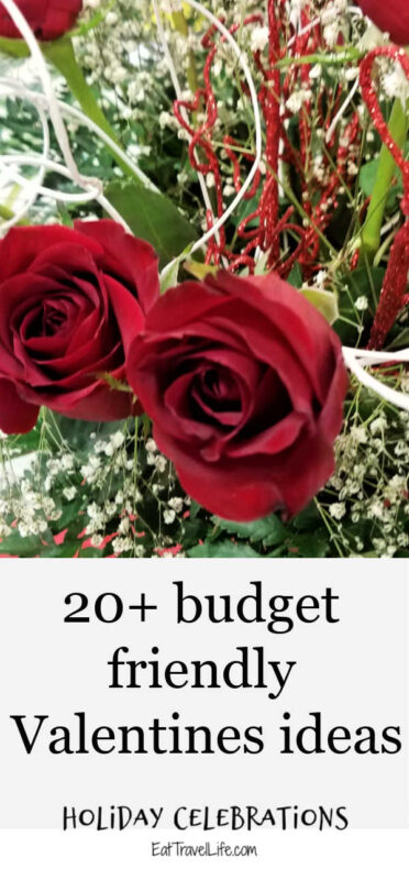 Need budget friendly Valentines Day ideas? Or maybe budget friendly date ideas? Check out these ways you can celebrate with your love on a budget.