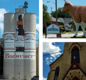 roadside attractions in Manitowoc Wisconsin