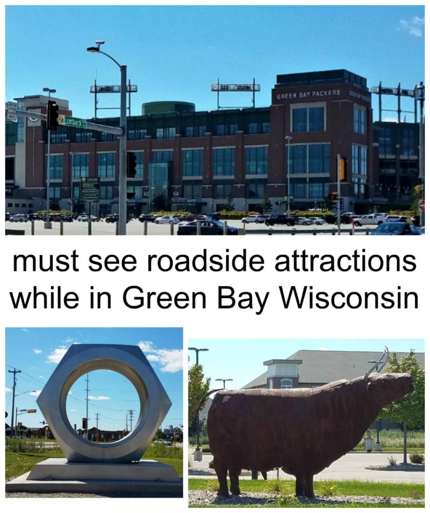 When traveling in cheese head country, you need to stop and check out their roadside attractions. Check out these cool Green Bay roadside attractions in Wisconsin. Lots of football attractions to see.