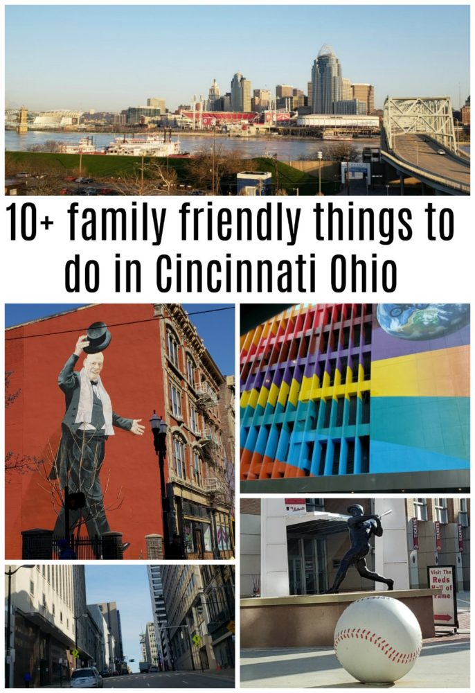 Explore these family friendly events to do in Cincinnati Ohio. From baseball to football. Ride a bike or take the electric street car. Enjoy delicious food and deep rooted history in Cincinnati with your family. - eattravellife.com