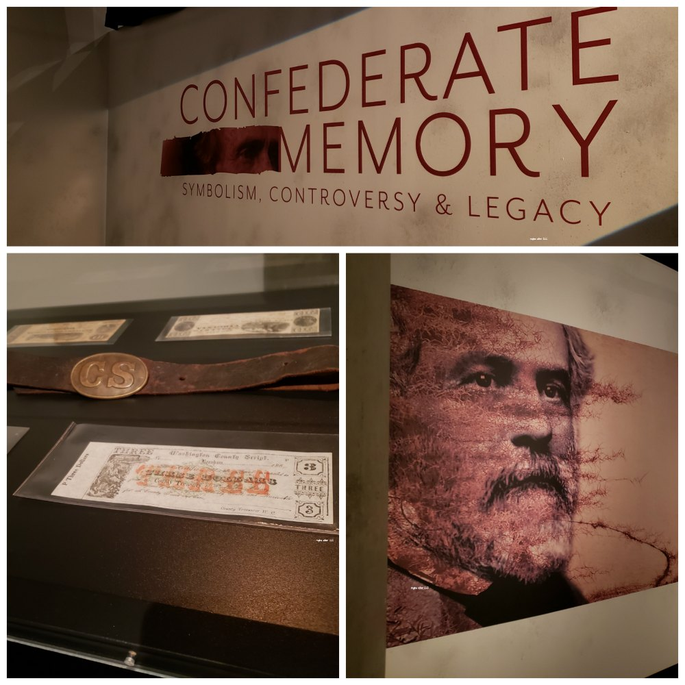 Explore the Confederate Currency exhibit at the National Underground Railroad Freedom Center