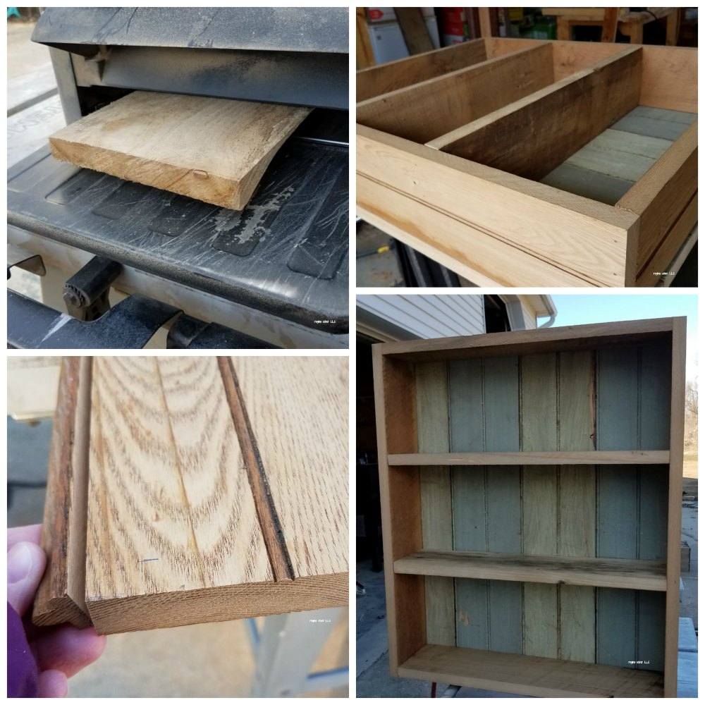 Want to make a simple medicine cabinet? Check out how my husband and I made this medicine cabinet for our farm house. It's a simple beautiful design. - eattravellife.com
