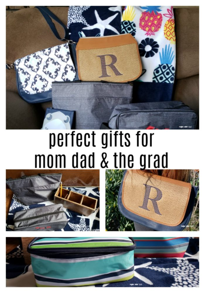 These are perfect gift ideas for mom, dad and the graduate in your life. Whether it's celebrating Mother's Day or Father's Day, these gifts are something they will love year round. The grad in your life with think if you with these great gifts too! - eattravellife.com
