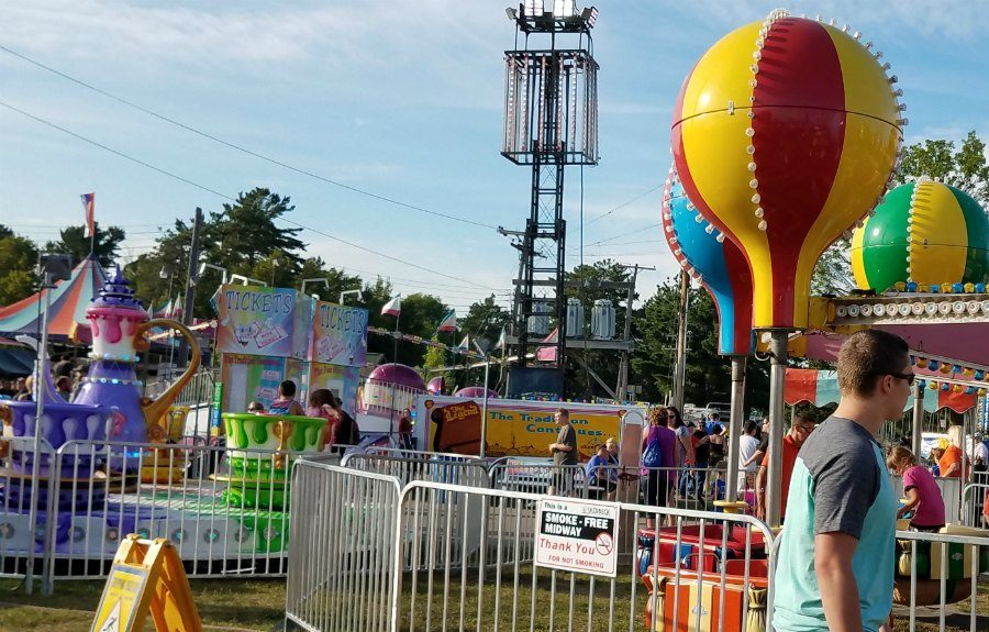 what you need to see and do at Michigan's UP State Fair