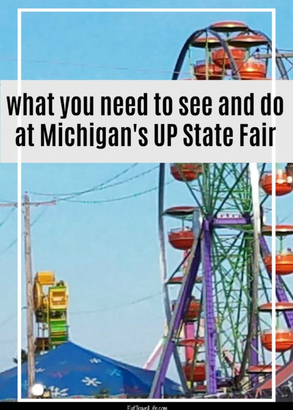 Michigan is boutiful in fairs, including the UP State Fair in Escanaba. Enjoy the beauty of the UP and experience the UP Fair while on vacation.