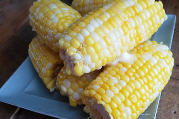 how to cook sweet corn on the cob in the instant pot