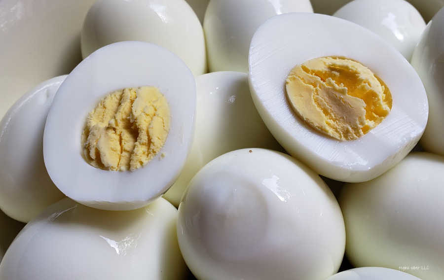 how to make 5 minute hard boiled eggs in the instant pot