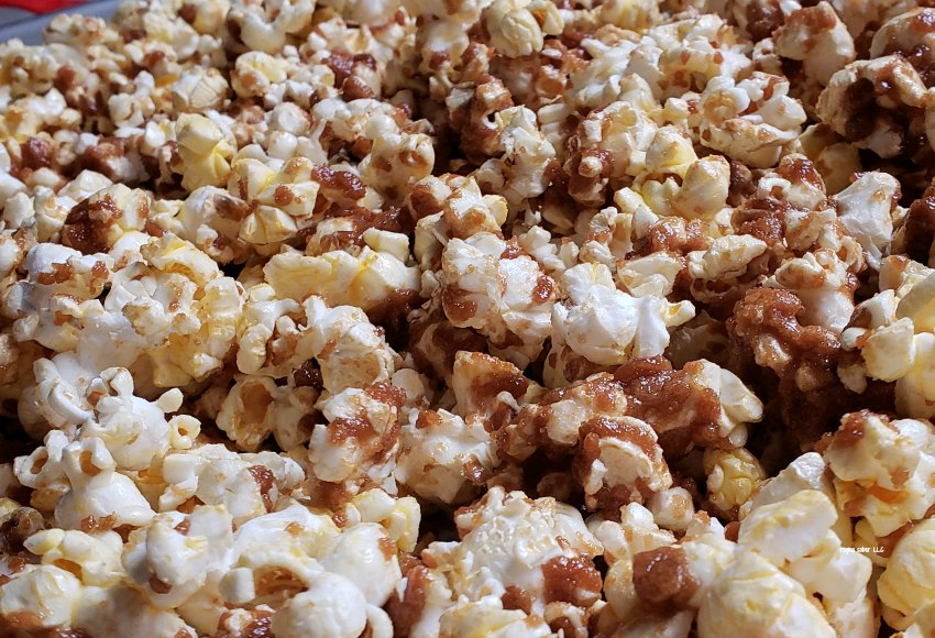 Have you been intimidated to try to make homemade caramel corn? It's easier than you think. Here's a quick recipe that will add flavor to your caramel corn.