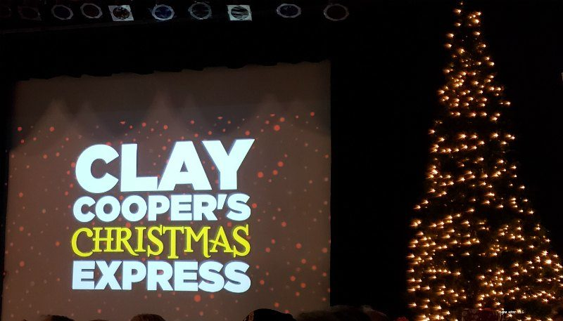 Clay Cooper Christmas Show